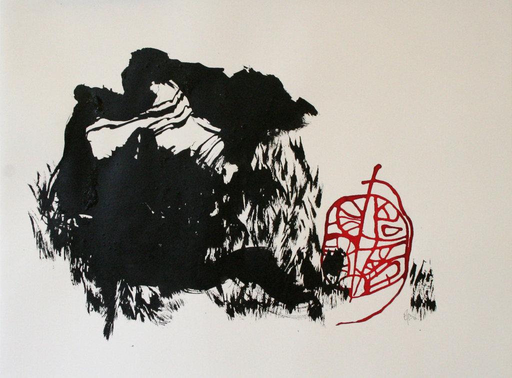 Esprit de la femme tortue II, 2013